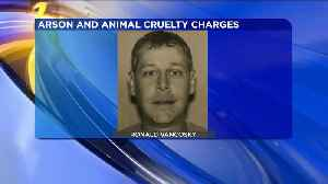 Man Kills 16 Pets, Sets Home on Fire Because He Thought it Was Infested with Mites, Police Say