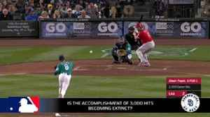 News video: How big a deal was Albert Pujols' 3,000th hit?