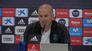 "News video: Zidane shrugs off Ronaldo injury worries, says he will be ""150 per cent"" for Kiev"