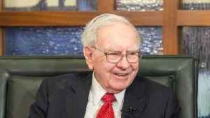 News video: Warren Buffet Reveals Why He'll Never Invest In Microsoft