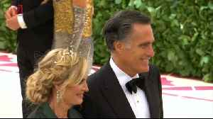 News video: Report: Mitt Romney Got 'Met Gala' Tux on Amazon, Didn't Know Anything About the Event