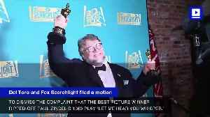 News video: Guillermo Del Toro Asks Court to Toss 'Shape of Water' Lawsuit