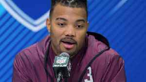 Derrius Guice Says NFL Scouts Asked If He Was Gay and Called His Mom a PROSTITUTE [Video]
