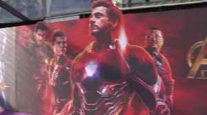News video: Getty Images at the 'Avengers: Infinity War' World Premiere