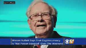 News video: Warren Buffett Calls Bitcoin