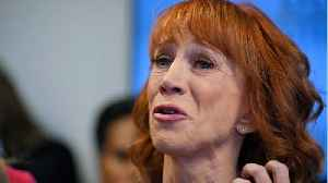 News video: Kathy Griffin Claims She's On A 'Kill List'