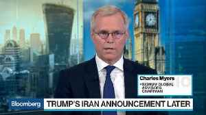News video: Trump Seen Imposing Iran Oil Sanctions to Buy Time