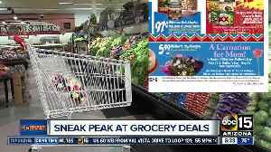News video: Best grocery deals around the Valley this week