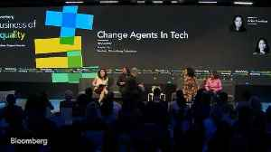 News video: Bloomberg Equality Summit - Change Agents in Tech Panel