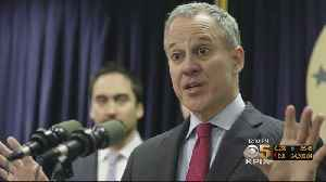 News video: New York Attorney General Resigns After Women Accuse Him Of Physical And Emotional Abuse