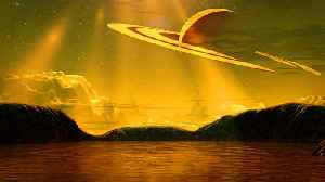 News video: Titan's Oceans Are Made of Super Cold Methane, and NASA Created Them on Earth!