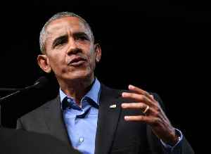 News video: Barack Obama says President Trump's Iran deal withdrawal could lead to 'another war in the Middle East'