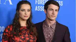 News video: 13 Reasons Why Star Talks Importance Of Season 2