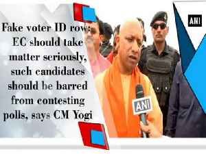 Fake voter ID row: EC should take matter seriously, such candidates should be barred from contesting polls, says CM Yogi