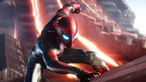 News video: Tom Holland Opens Up About Spider-Man in 'Avengers: Infinity War'