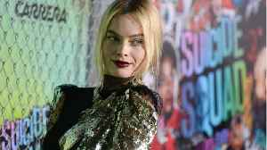 News video: Margot Robbie Dishes On Harley Quinn Spin-Off