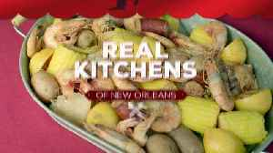 News video: RECIPE: Zatarain's Easy Shrimp Boil