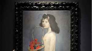 News video: Nude Picasso sells for $115M In Christie's Auction