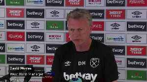 News video: David Moyes pays tribute to Sir Alex Ferguson