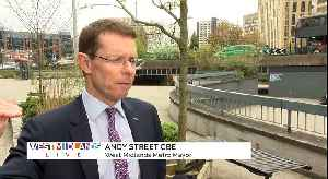 News video: Former John Lewis Boss reaches 1 Year In Office