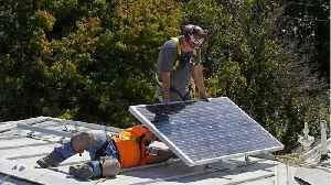 News video: California Will Require Solar Panels On New Homes