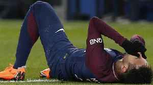 News video: Neymar OUT for the World Cup Due to Injury?