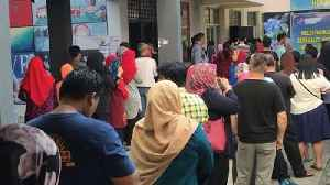 News video: High Turnout Reported for Malaysia's Highly Contested Elections