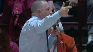 Virginia Tech Coach Buzz Williams YELLS at Fans for Cussing at Refs During Game vs Duke