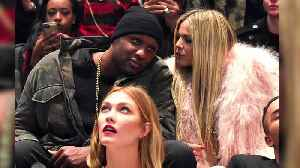 News video: Lamar Odom Shows Appreciation for Khloe Kardashian on Valentine's Day