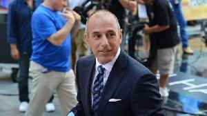 News video: Report: 'No Evidence' NBC Knew About Matt Lauer's Alleged Misconduct