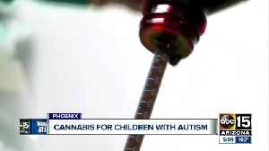 News video: Cannabis for children with autism