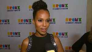 News video: Kerry Washington Says She Misses Her 'Scandal' Castmates (Exclusive)