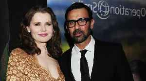 News video: Geena Davis' Fourth Husband Reza Jarrahy Files for Divorce After Nearly 17 Years of Marriage