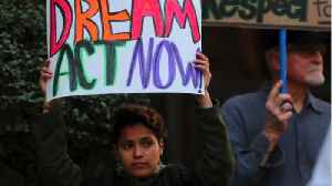 News video: DACA Recipients Want To Be Considered In Lawsuit