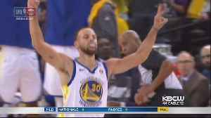 News video: Golden State Warriors Beat New Orleans Pelicans, Head To The Finals