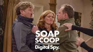 News video: Emmerdale Soap Scoop! Amelia's father is revealed