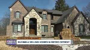 News video: Buying and selling homes in metro Detroit