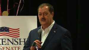 News video: Blankenship loses bitter GOP Senate fight in WV