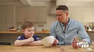 News video: Parents struggle to get children to eat 5 a day