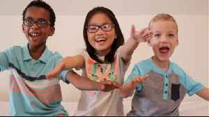 News video: Three Little Kids Deliver Heartwarming Mother's Day Message