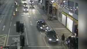 News video: Drunk driver ploughs into a baby's pram