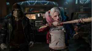 News video: Margot Robbie's Talks About The Harley Quinn Spinoff Movie