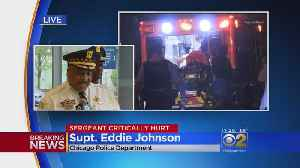 News video: CPD Sergeant Critically Injured Helping Save Disabled Woman From Fire