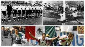 News video: The Biggest Knockout Stage Upsets in World Cup History