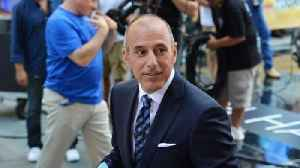 News video: NBC Releases Report on Matt Lauer Harassment Investigation