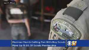 Mormon Church Severing All Ties With Boy Scouts, Ending Long Bond