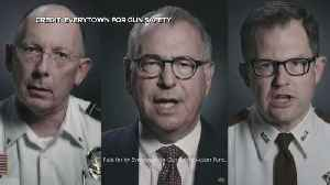 News video: Local Officials, Students Appear In Ads For Tighter Gun Control