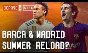 News video: Are Barcelona Turning Into Real Madrid? | STFU