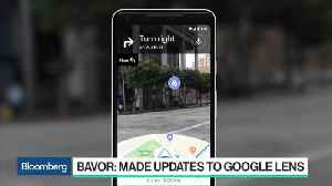 News video: Alphabet's Clay Bavor Sees Big Things Happening in AR and VR