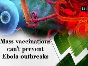 News video: Mass vaccinations can't prevent Ebola outbreaks